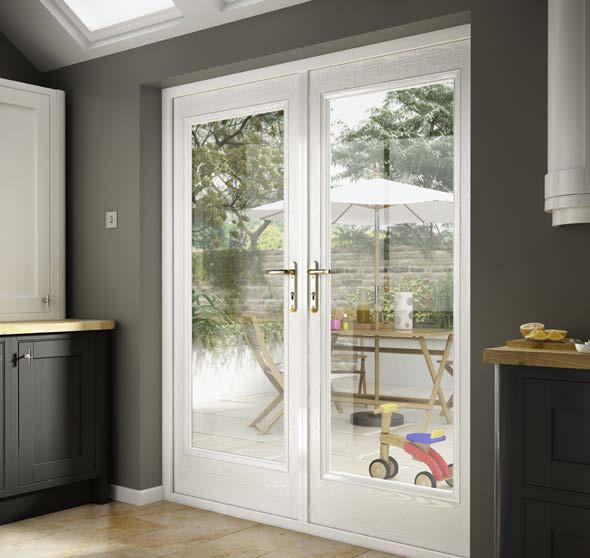 Start choosing your new door from page 8. ONTENTS Why choose a Sidey Solartherm composite door?
