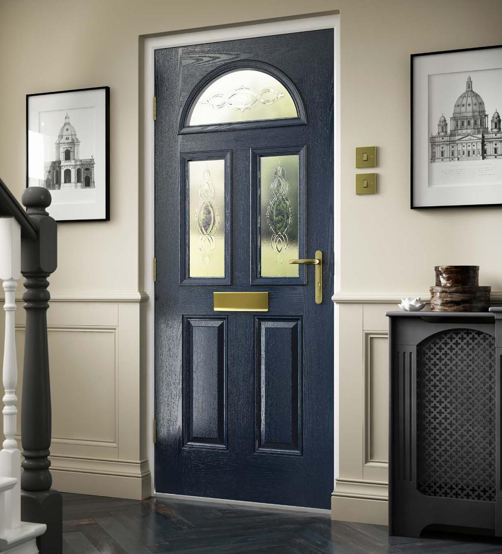 D-018 The D-018 door is a classic choice that offers a little bit more.