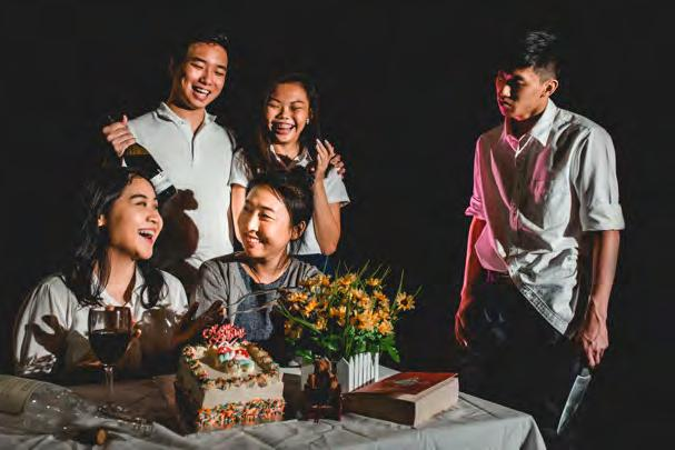 Dear Miss Ye NUS Chinese Drama Fri & Sat 17 & 18 Mar 8pm UCC Theatre $27, Students: $19 Advisory 16 There will be a post-show dialogue after the Saturday performance.