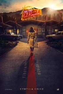 STRONG) Set at a hotel that straddles the California-Nevada border, writer-director Drew Goddard s Bad Times at the El Royale immediately announces its obsession with duality.
