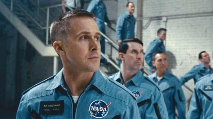 American hero Neil Armstrong (Ryan Gosling). Based on the bestselling biography First Man: The Life of Neil A. Armstrong by James R.