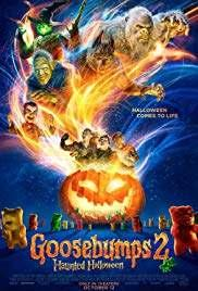 1/15 GOOSEBUMPS 2 : HAUNTED HALLOWEEN FAMILY $48 MILL BO 3241 SCREENS PG 90 MINUTES DVD/COMBO DIGITAL COPY WITH THE COMBO Goosebumps 2 picks up in the small town of Wardenclyffe, New York, as its