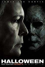 1/15 HALLOWEEN (2018) HORROR $159 MILL BO 3892 SCREENS R 106 MINUTES DVD/COMBO DIGITAL COPY WITH THE COMBO 28 DAYS BEFORE REDBOX Jamie Lee Curtis (A FISH CALLED WANDA, TRUE LIES, HALLOWEEN
