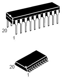 8.4 MULTIPLE-CHOICE QUESTIONS 1. A standard logic gate manufactured in 1981 is likely to be supplied in a: (a) DIL package (b) PGA package (c) QFP package. INTEGRATED CIRCUITS 109 2.