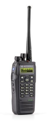 MOTOTRBO System Components and Benefits DP 3600/3601 Display Portable Radios DP 3400/3401 Non-display Portable Radios 1 Flexible, menu-driven interface with userfriendly icons or two lines of text