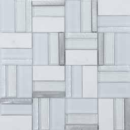 WALL TILES MATT & GLOSS MESHED Time 11.7 x11.7 Time White 11.7 x11.7 Time Grey 11.7 x11.7 Time Brown 11.