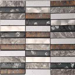 gris tepeaca marble multi coolspray glass silver cool spray painted marble stainless steel spiral effect