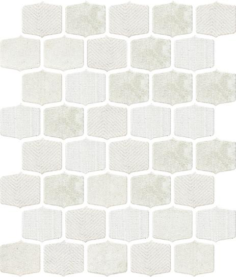 GLASS SIZES AND COLORS COLORS Light Grey ORG03221P Ivory ORG01221P Beige ORG02221P Grey ORG04221P SIZES Sq. Ft / Carton Pieces / Carton 2 x 2 Lantern Mosaic (12.13 x 9.75 Sheet) 11.