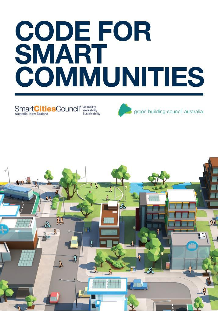 PHASE 2 OF THE CODE FOR SMART COMMUNITIES The metrics,