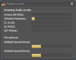 8 Audio It is very likely that you will need to adjust the audio settings in your PC. The microphone in your PC might also need to be switched on if it has not been used before.