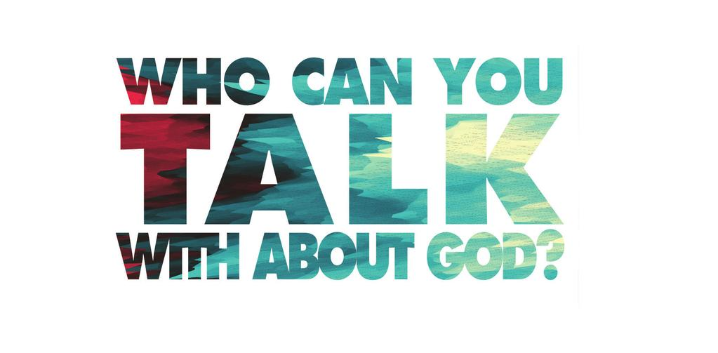 It s easy to talk about those things, right? But let s be honest. Talking about God can be a bit more challenging. Sometimes it seems a little intimidating to bring up the topic of what you believe.