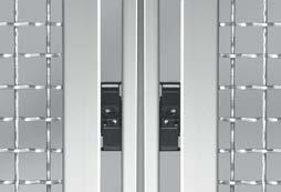 8 F14 light Groove in special width accommodates panel elements up to 14 mm thick For particularly robust