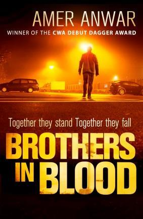 * BROTHERS IN BLOOD by Amer Anwar Literary Thriller Dialogue Books 448pp September 2018 Korea: Japan: A tough new crime thriller set in the heart of West London's Asian community.