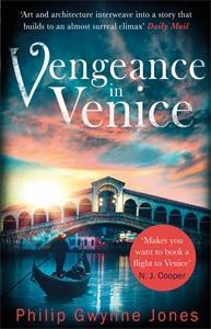 THE VENETIAN MASQUERADE by Philip Gwynne Jones Crime & Mystery Constable 352pp April 2019 Korea: Japan: Uni Philip Gwynne Jones' third book featuring English Honorary Consul, Nathan Sutherland - set