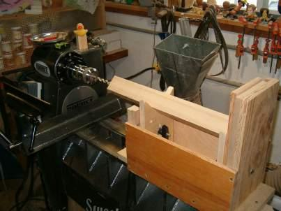 Turning Handles Demo The write-up for Ron Bratz s