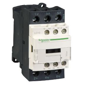 Product data sheet Characteristics LC1D32ED TeSys D contactor - 3P(3 NO) - AC-3 - <= 440 V 32 A - 48 V DC coil Product availability : Non-Stock - Not normally stocked in distribution facility Price*