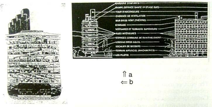 images, which Le Corbusier retrieved from memory (Goldschmidt, 1995).