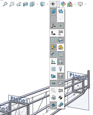 EAA SOLIDWORKS University p 10/11 Create a Drawing Using the skills and steps outlined before you can create a fully detailed and trimmed fuselage frame, but in the interest of time, we will move on