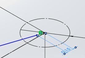 EAA SOLIDWORKS University p 4/11 11. Create a Centerline by reusing an existing line with the Convert Entities tool. Select the 189-inch line from Sketch1.