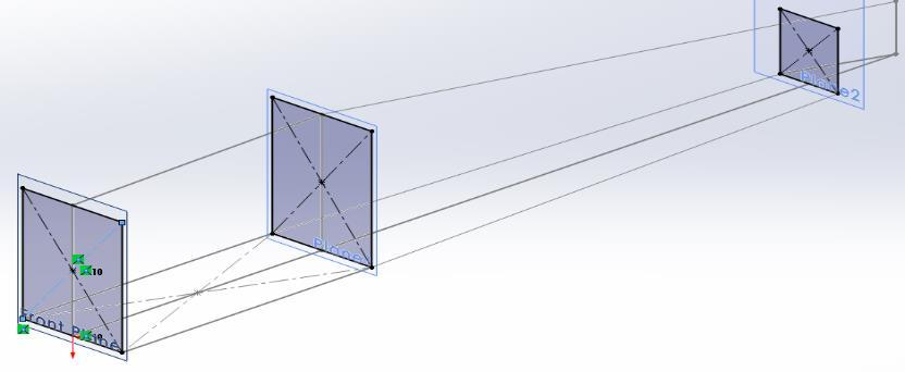 EAA SOLIDWORKS University p 5/11 6. Select the Front plane and with the plane selected, chose the Center Rectangle tool.