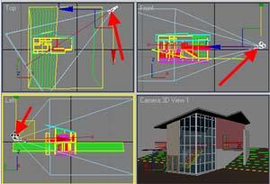 15 Finally, the materials that are applied in Revit Architecture