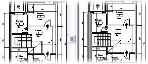 2 Right-click Floor Plans: Copy of Level 2. Click Rename. Rename this to Level 2 Furniture.