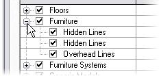 In such cases the objects look to the Settings > Object Styles for display parameters.
