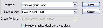In the Convert Group to Link dialog box, click Create New.