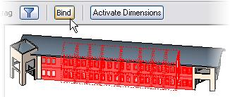 Bind a Linked File Revit Architecture enables you to work the reverse of the process you just completed.