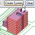 Adjust Curtain Wall System Spacing 47 In the project browser,