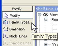 Revit Architecture provides a parameter type that enables you to apply materials once the object is in a project. This can be either a type or an instance parameter.