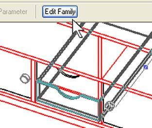 parameter within their properties. The reason is that the drawers are nested families. So, go back to the drawer family to effectuate this.