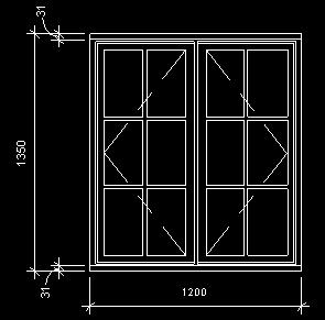 Because this is a window type, the window legend is a convenient location to place common