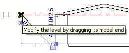 Unit 2 Exercise Start Unit 2 Exercise Complete Add a New Level 1 Open file M_Unit 2 Start to the 3D view. 2 Open Elevation East.