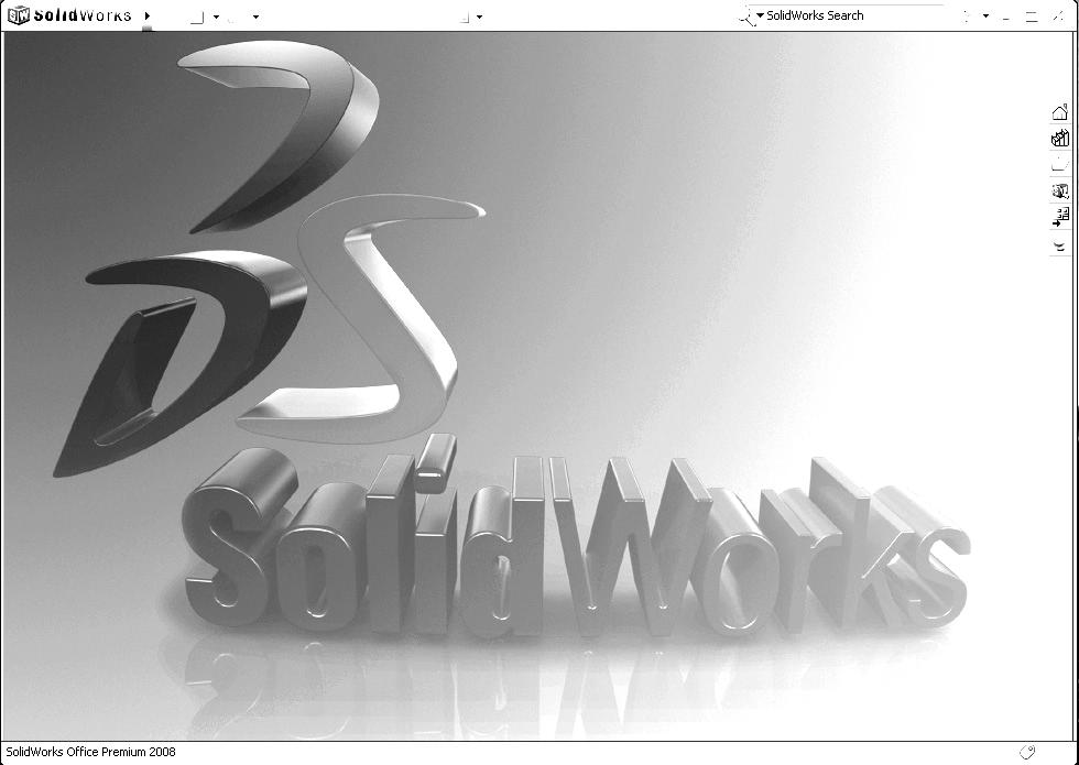 Computer Graphics Lab 1: 2-D Computer Sketching I INTRODUCTION TO SOLIDWORKS SolidWorks is a parametric solid modeling package that is used to build solid computer models.