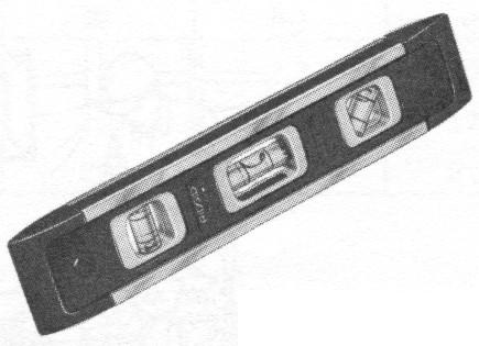 Magnetic Torpedo Level: Used in most installations to make sure
