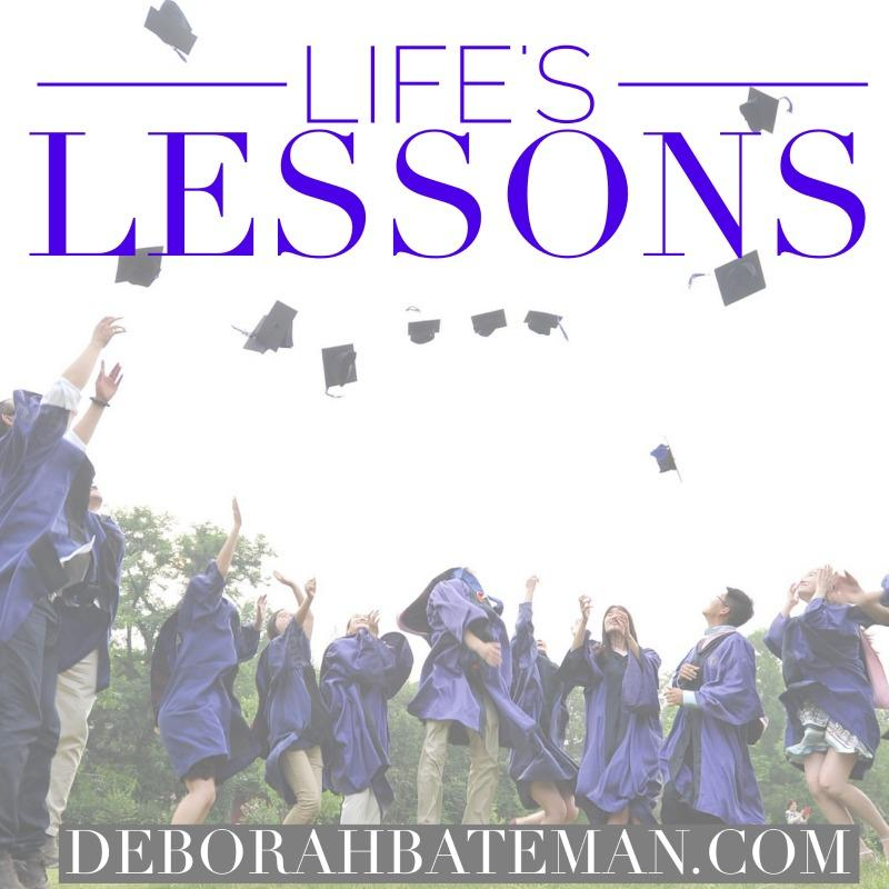 A Dose of Deborah Signup for blog: Submit Posted by Deborah Bateman May 20, 2015 SPEAKING COACHING LEARNING JOURNEYS STORE MEET DEBORAH CONTACT A DOSE OF DEBRAH Life s Lessons Search Weekly