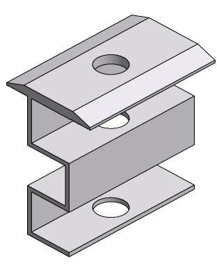 Clamp Angle Nut Nut Bars End Post