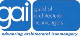 We are internationally recognised and respected as the authority on architectural ironmongery, following British and European Standards and Legislation.