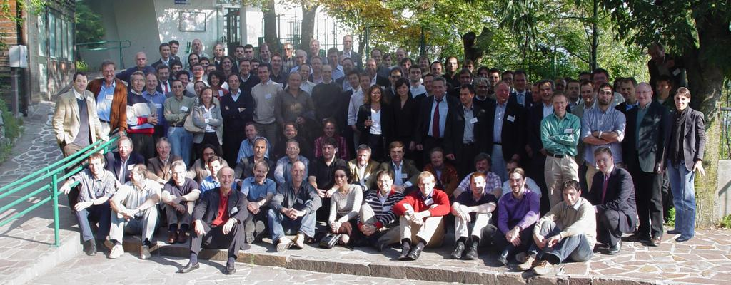 LTP team LTP workshop in Trento (2005)