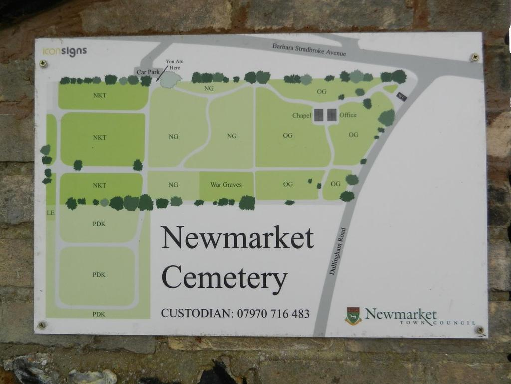 Newmarket Cemetery