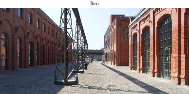 Some ERDF examples (2) URBACT: Culture and urban regeneration: Brno (CZ), Vañkovka Galerie One of the first brownfield developments in