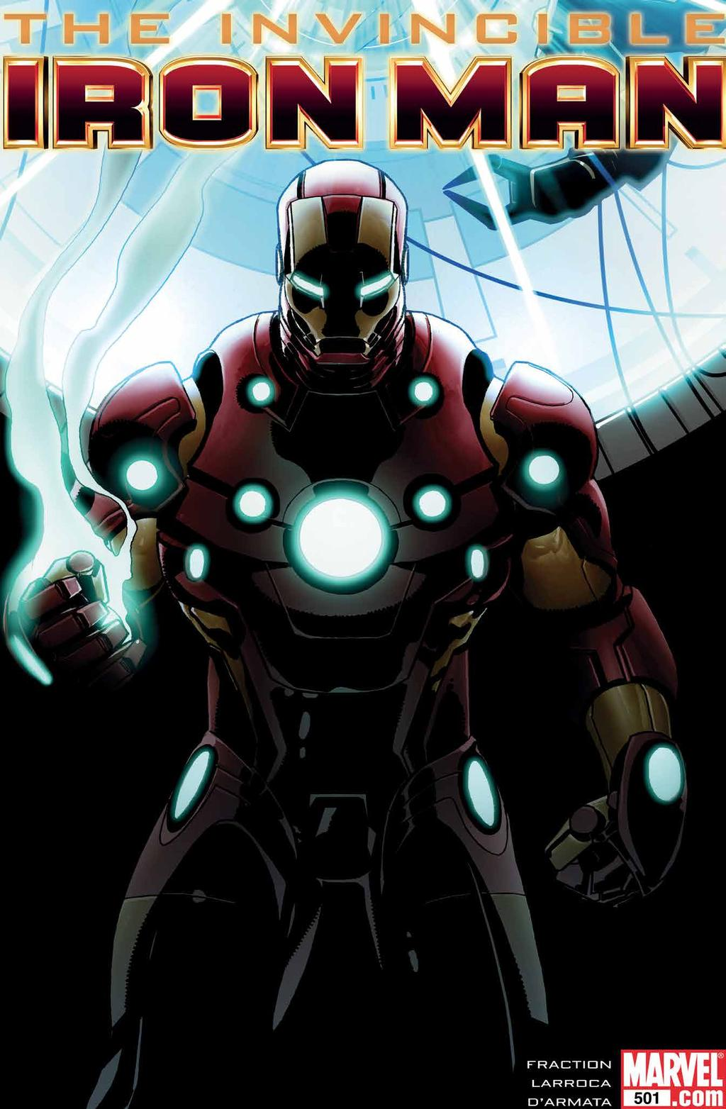 The Invincible Iron Man #501 Limited