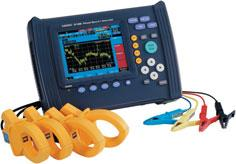 systems 5A to 5000A range Simultaneous recording of demand values and harmonics Ideal for troubleshooting & energy management Leakage Current Clamp Meter 360 3169 Ranges: 3 ma, 30 ma, 30 A, 60 A