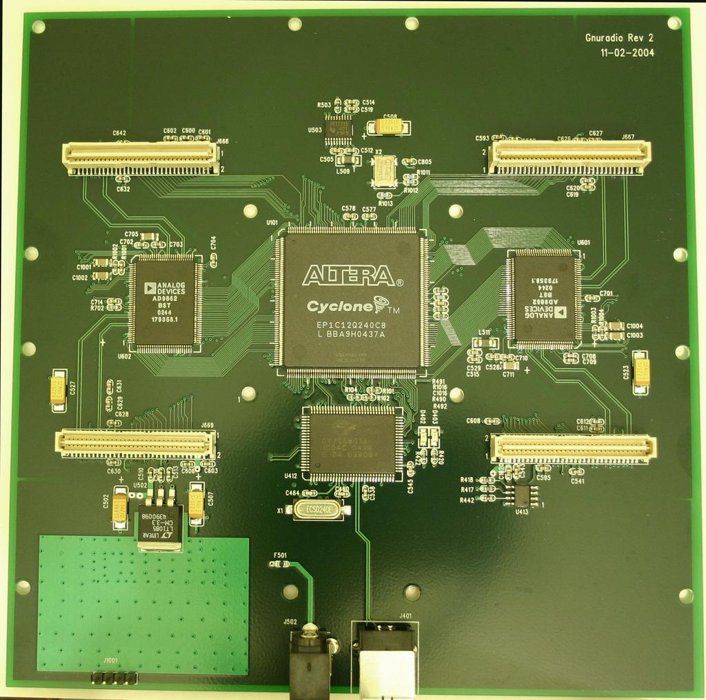Software Radio Gnu And The Usrp Product Family Pdf Adf7242 Low Power Transceiver Circuit Design