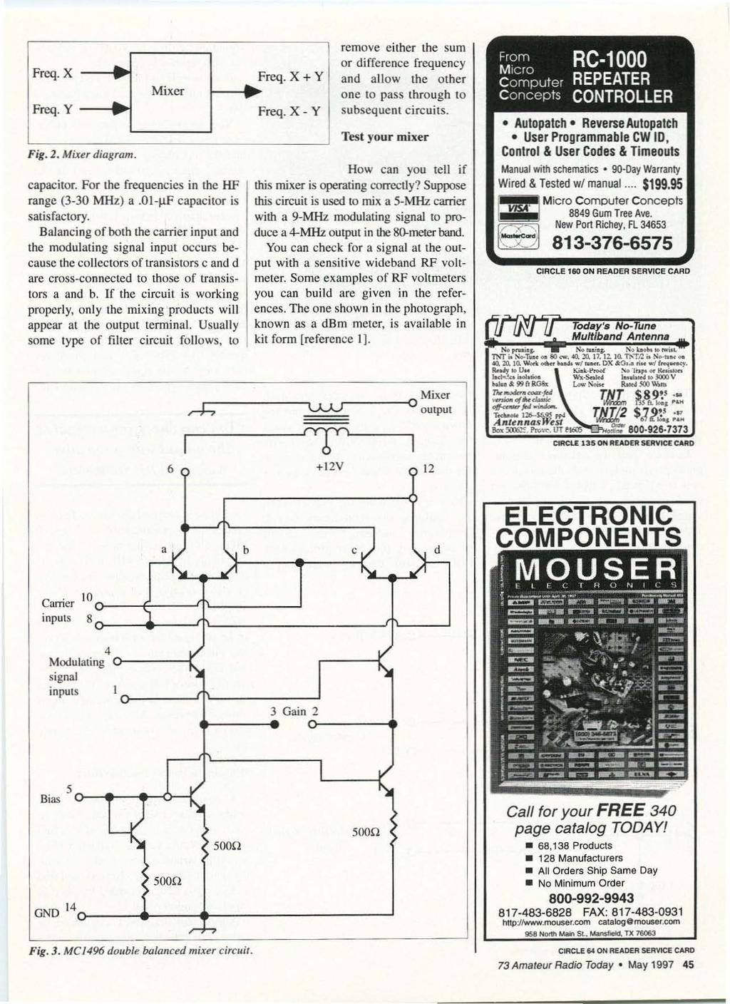 Sz Access All Your Favorite Closed Repeat Ers With To S Ctcss 348 Conventional Models Basic 12 Volt Wiring Diagram Schematic Ebay Frcqx Frcq X Y Mixer