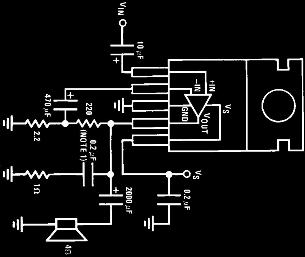 Lm383 Lm383a 7w Audio Power Amplifier Pdf Family Op Amp Series Type General Purpose Number Of Circuits Bridge Component