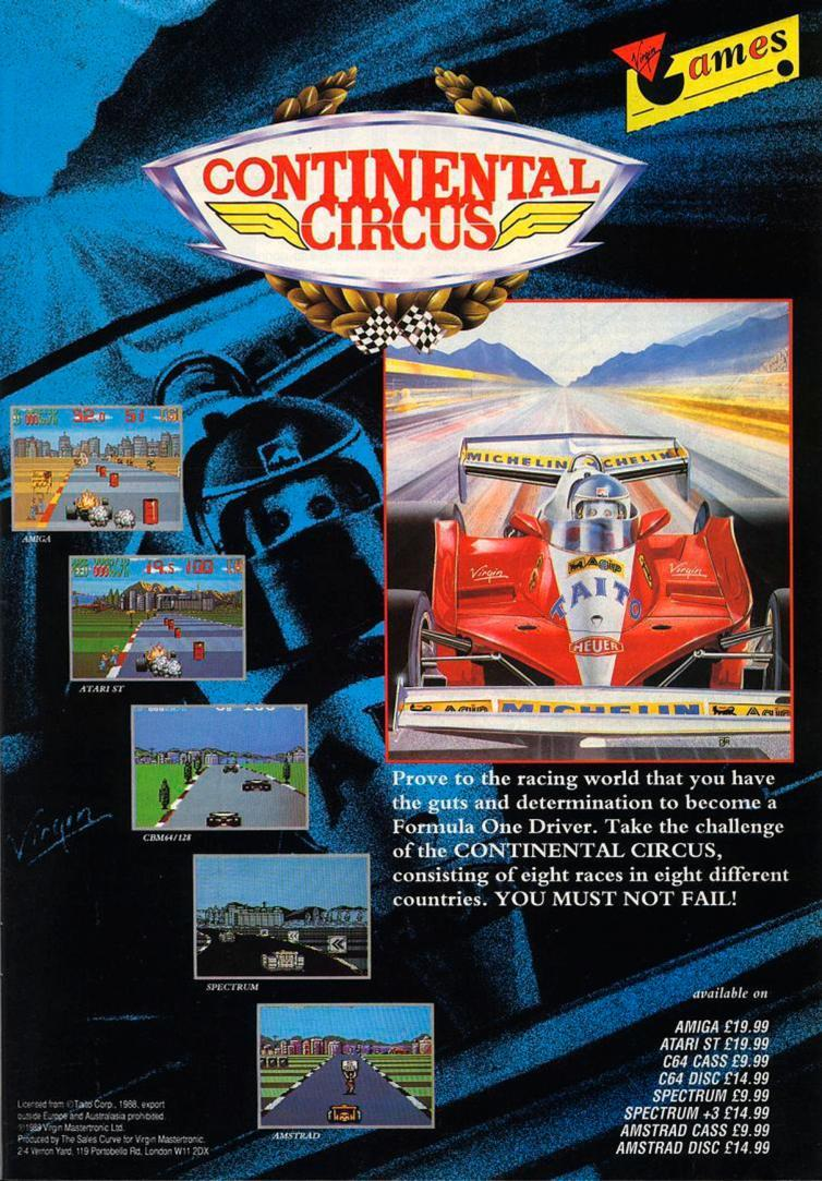 4 Chart Smashin For The Us Gol Available On Cbm 64 128 Spectrum Diabolical Circuit Bent Casio Sk1 Custom Modular U N L A Atari St Cbmh Tit Prove To Racing World That You Have