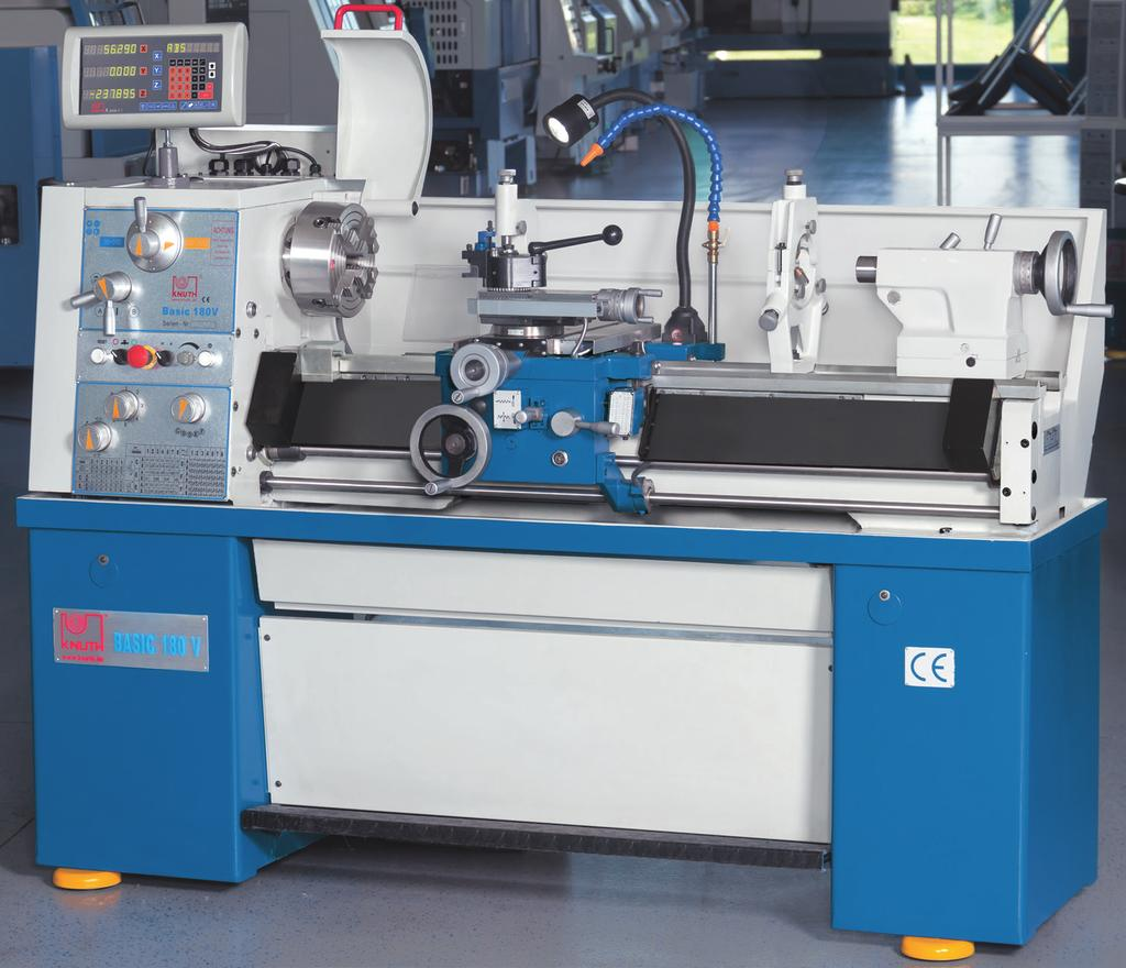 V-Turn 410/ PRECISION LATHE - PDF