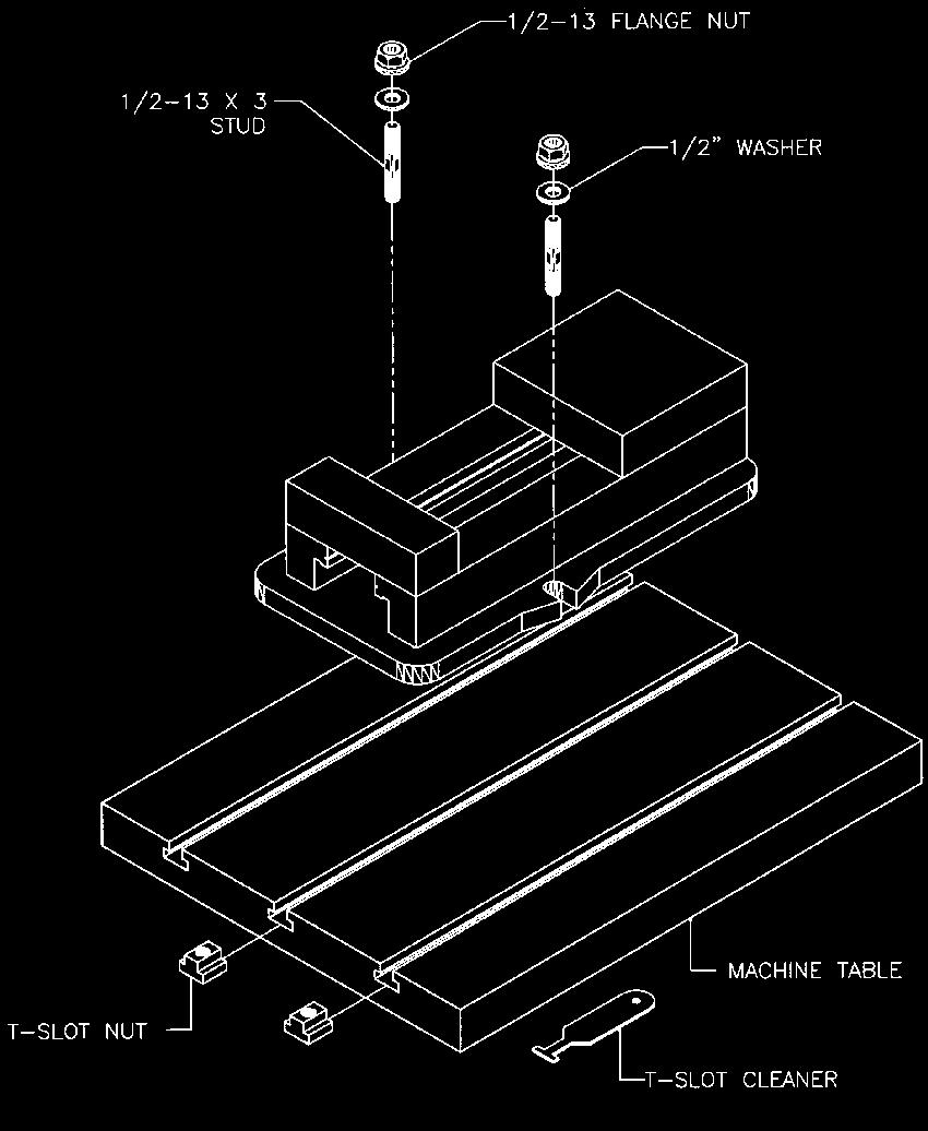 Index Relock Quickchange Tm Vise Accessories Snaplock Accusnap Wilton Parts Diagram Using The Torque Wrenches For Toolex 8 Station Vises Requires An Adapter That Fits Onto